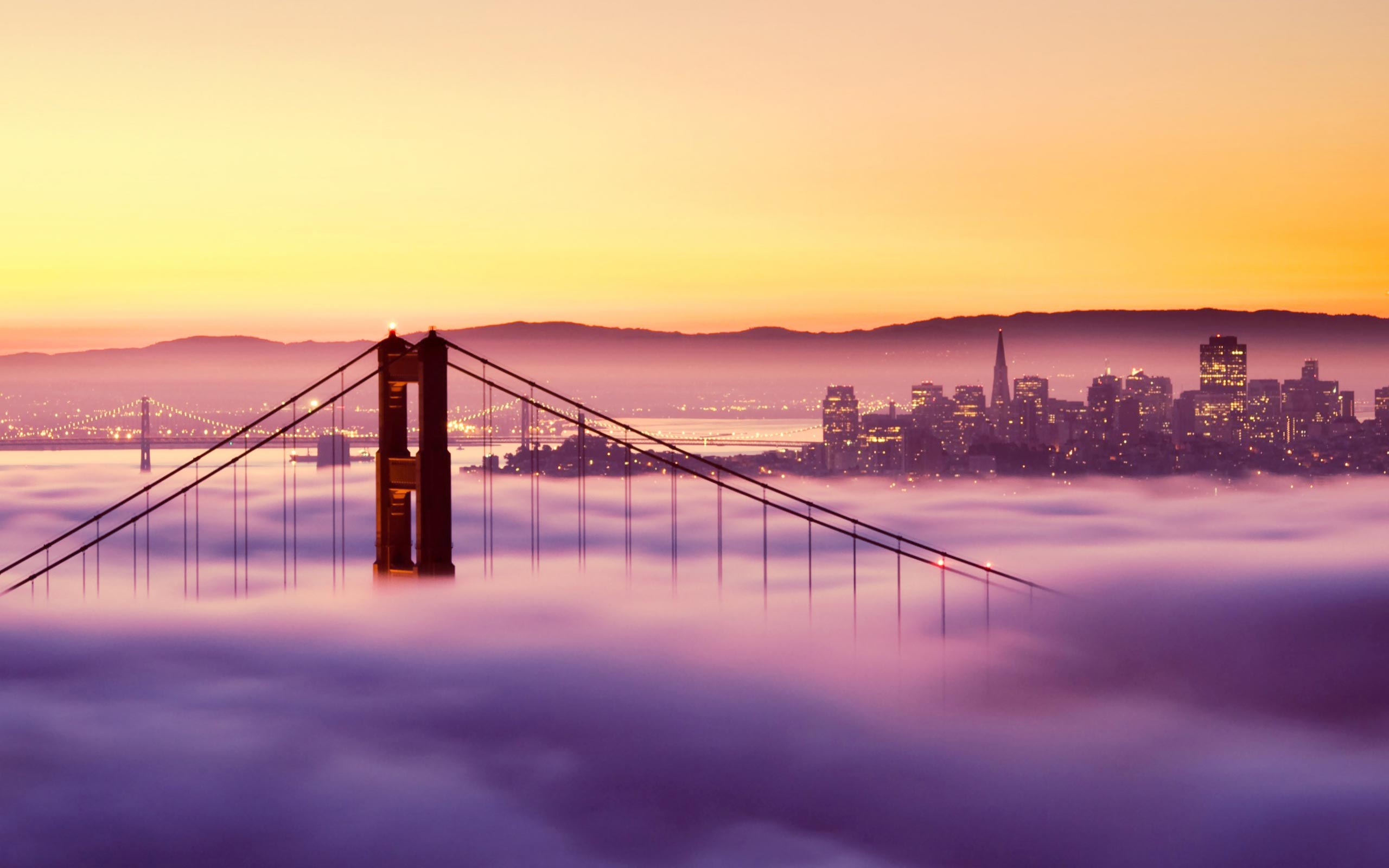 san francisco high resolution wallpapers 2560x1600