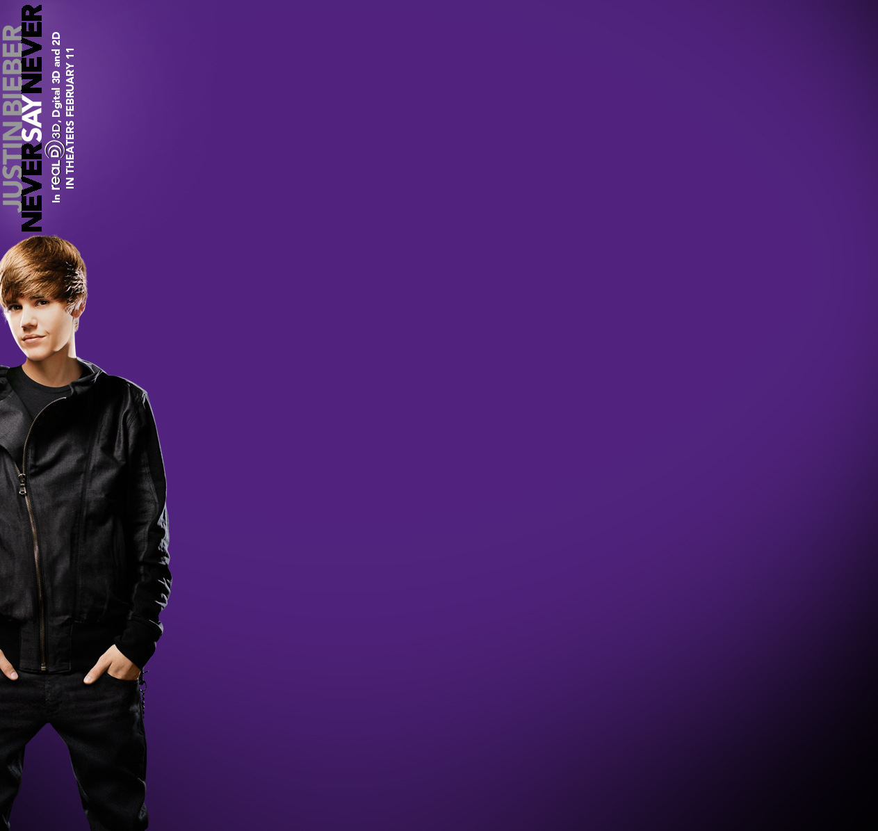 justin bieber never say never free download