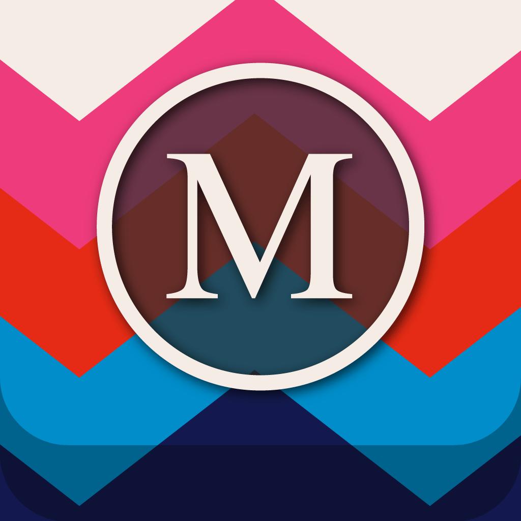Download Monogram   Wallpaper Backgrounds Maker HD DIY with Glitter 1024x1024