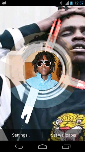Glory Boyz Entertainment Wallpaper Chief keef live wallpaper 288x512