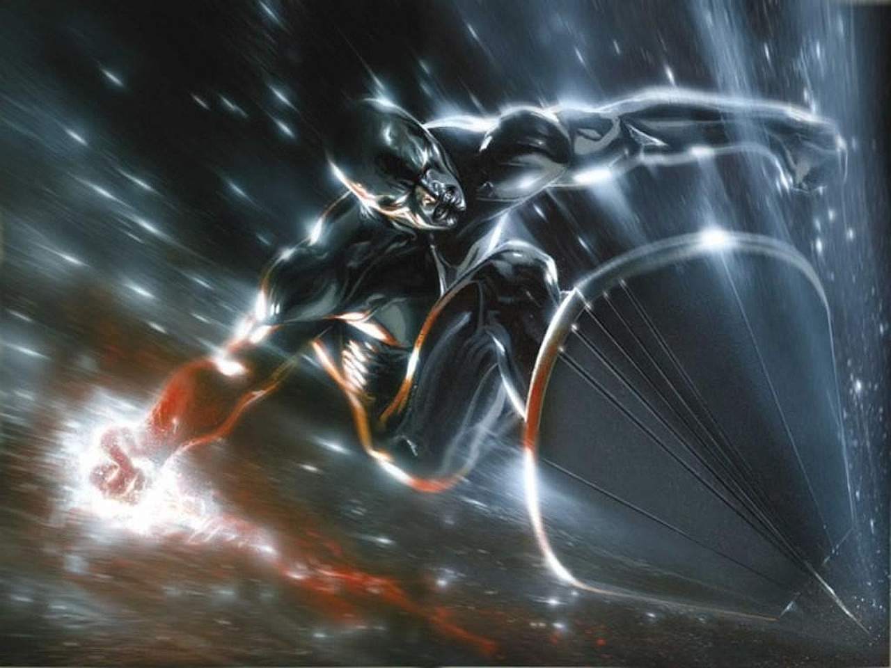 Silver Surfer Computer Wallpapers Desktop Backgrounds 1280x960 ID 1280x960