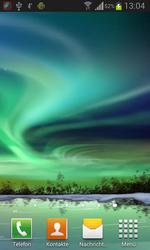 Northern Lights Live Wallpaper   Android Apps on Google Play 480x800