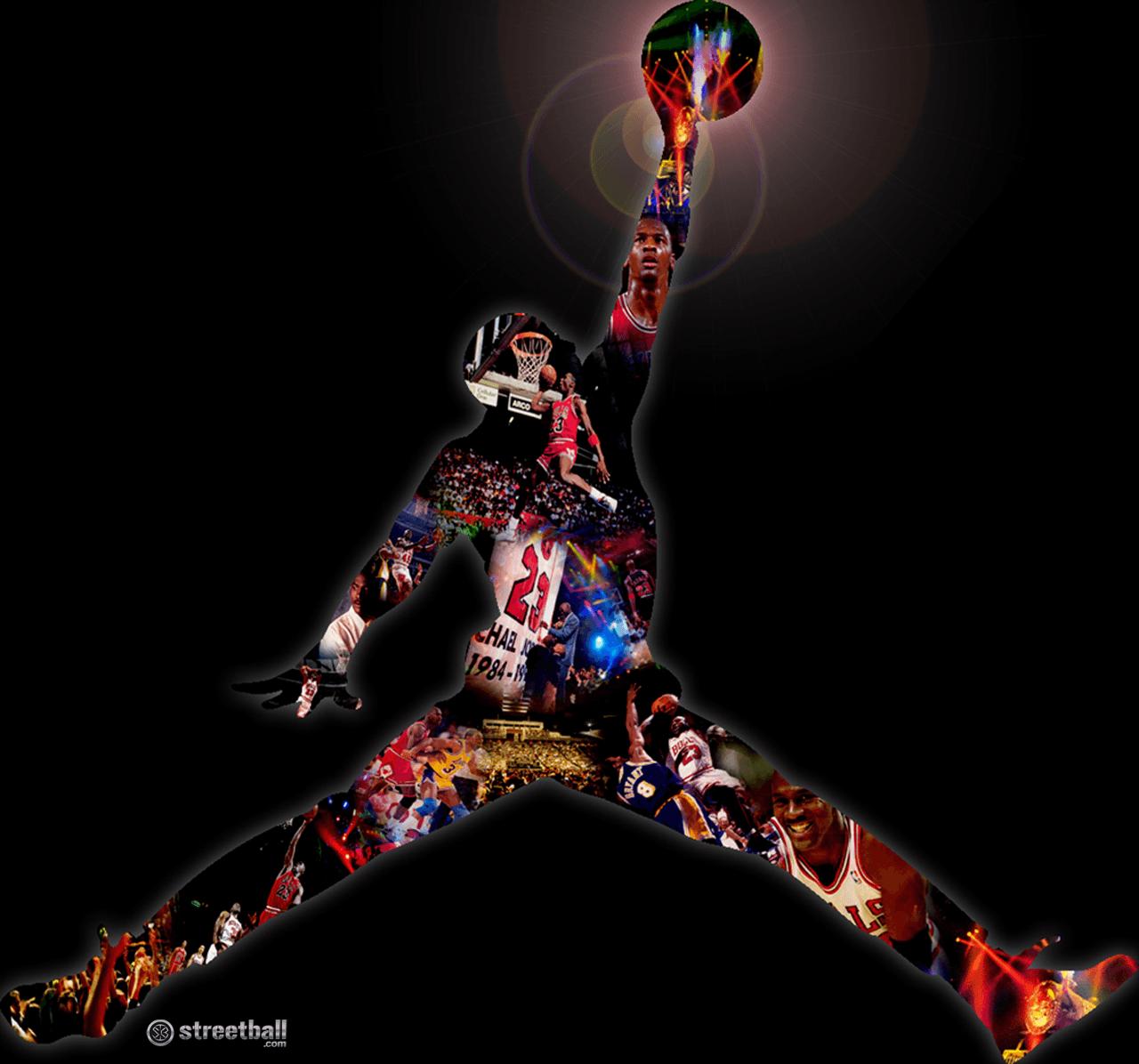 Jumpman Logo Wallpapers [1280x1196