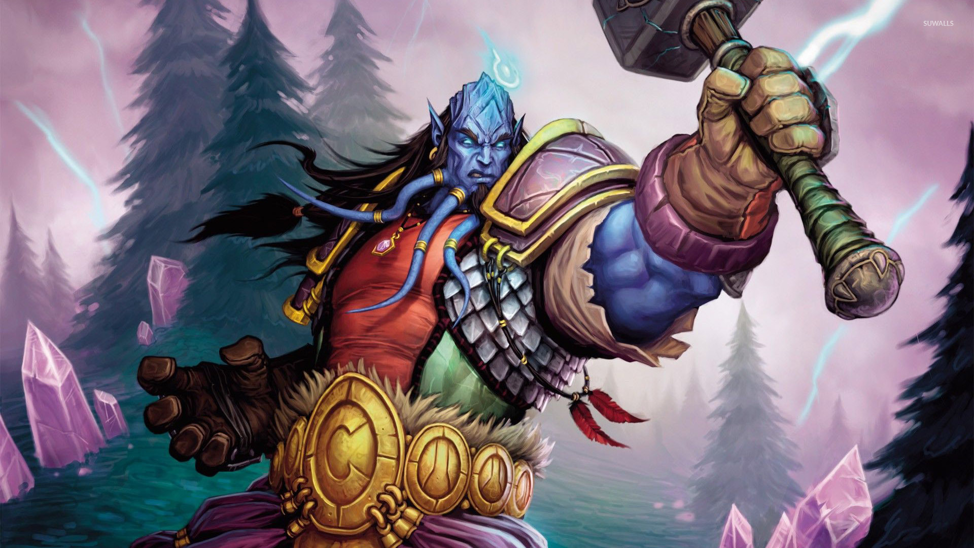 World of Warcraft wallpaper   Game wallpapers   29207 1920x1080