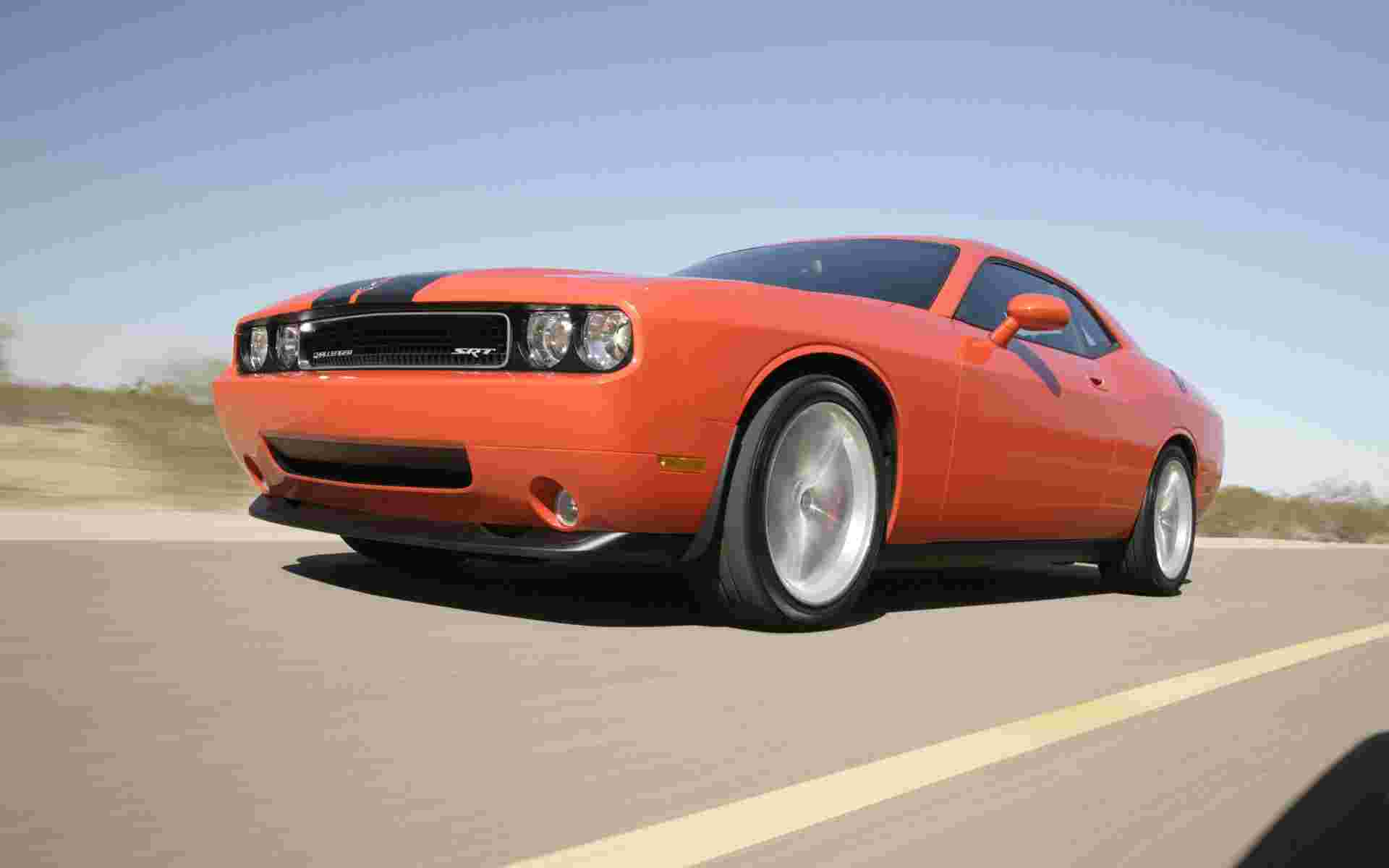 dodge challenger srt8 widescreen 305346 wallpaper   Dodge   Auto Moto 1920x1200