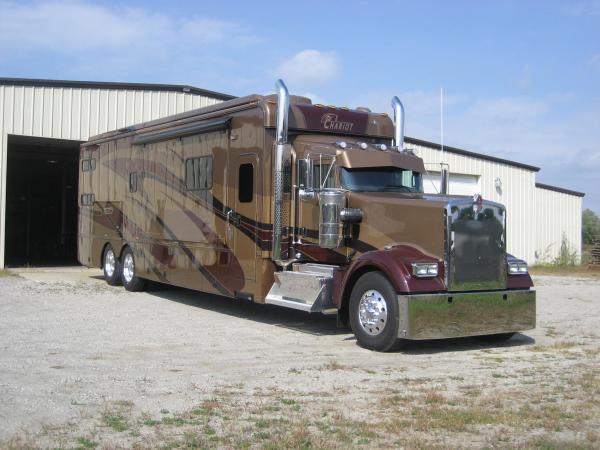 Image Gallery Kenworth Motor Coach