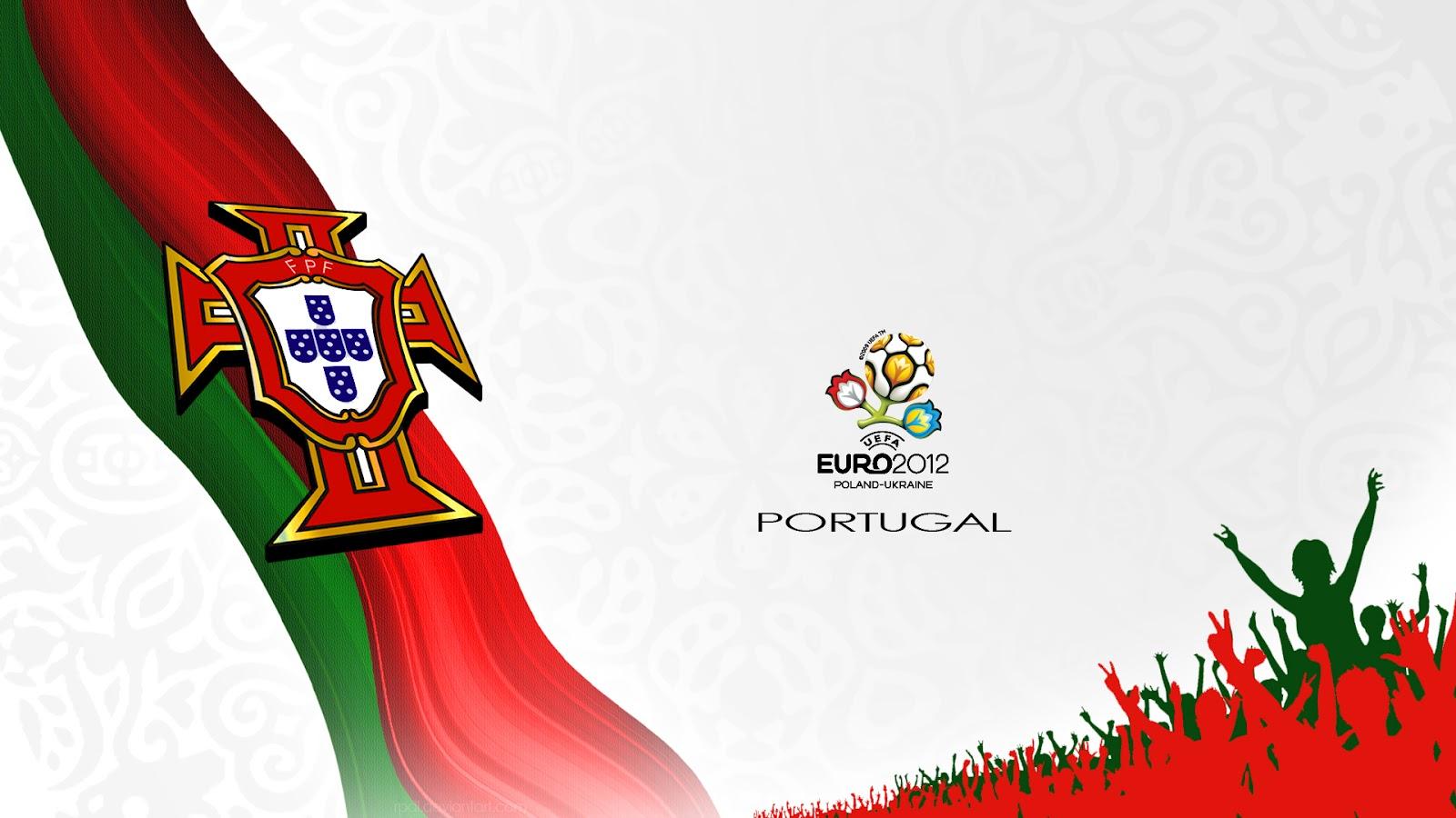 Portugal Football Wallpaper 1600x900