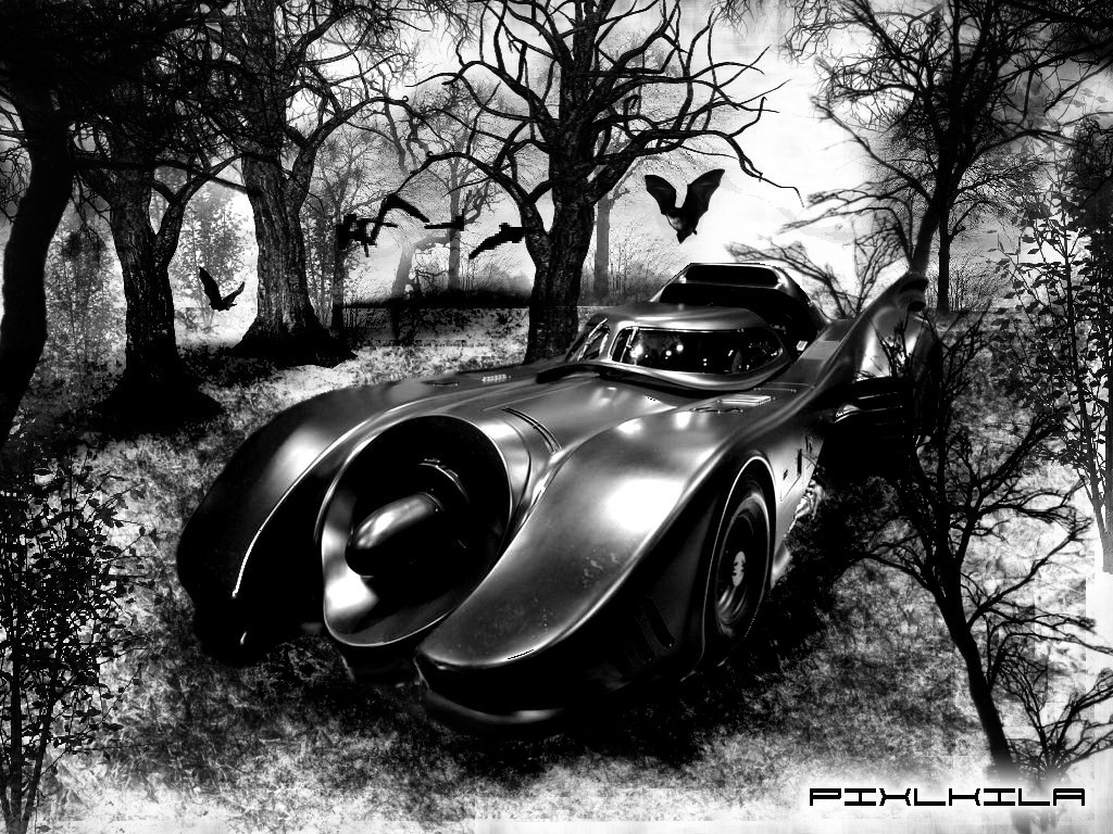 1989 Batmobile Wallpaper The only batmobile by pixlkila 1024x768