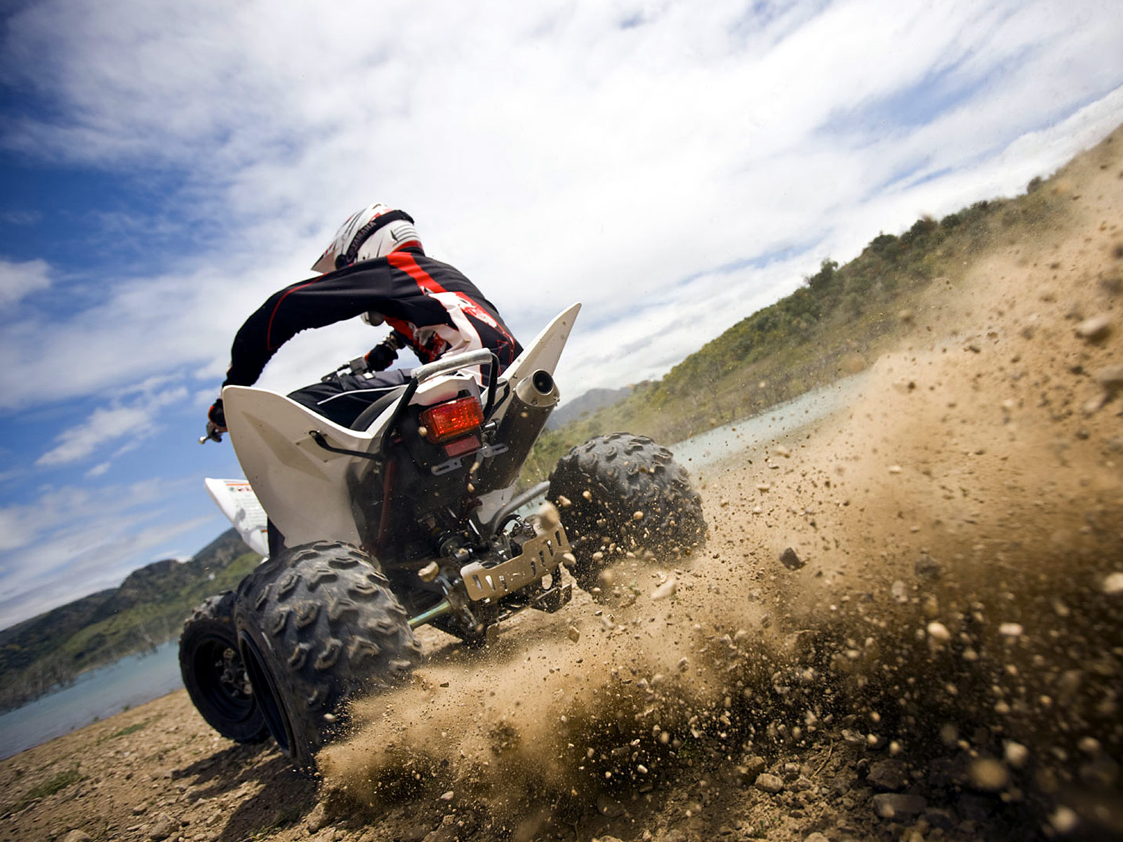 2009 YAMAHA Raptor 250 VFM250R ATV Wallpapers 1600x1200