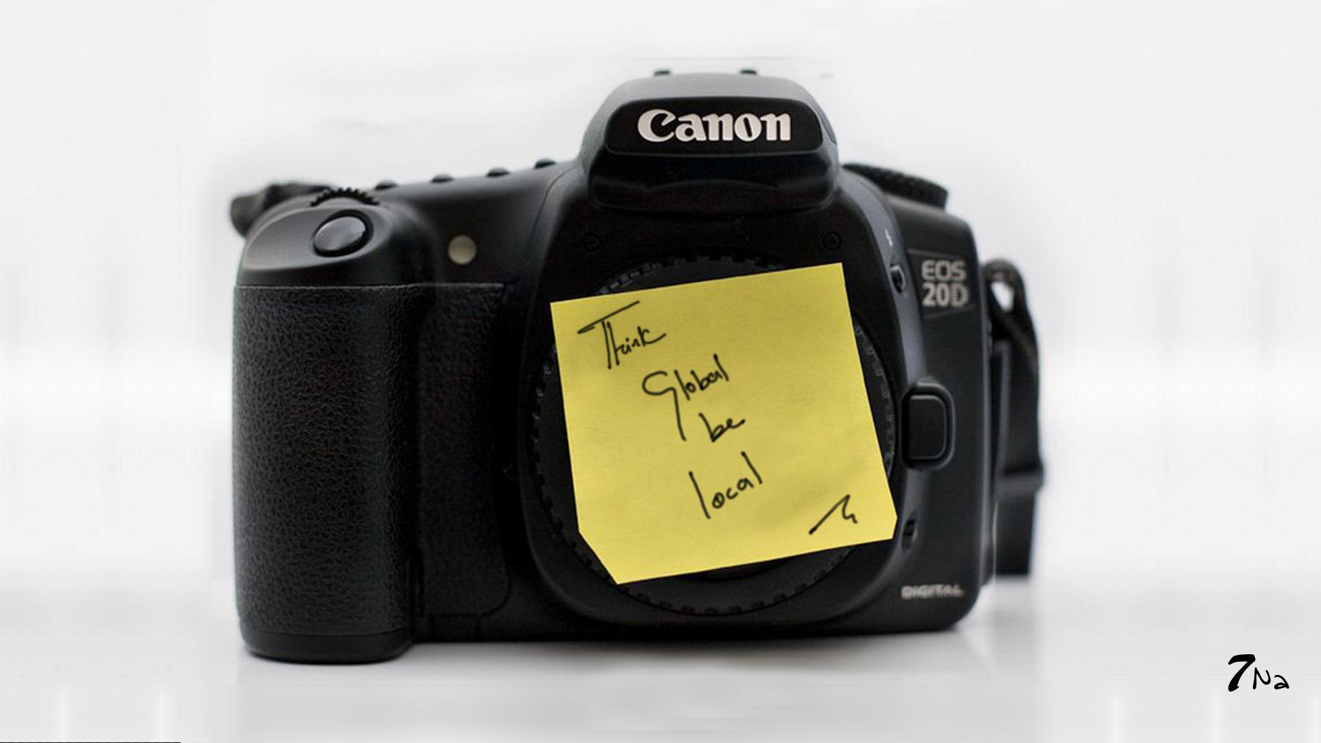 Canon Camera HD Wallpaper 1920x1080 1920x1080
