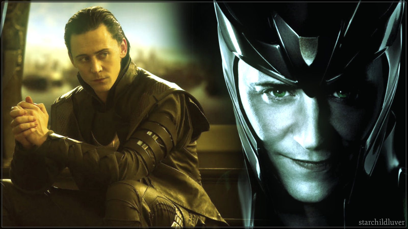 Tom Hiddleston as Loki   Tom Hiddleston Wallpaper 36653065 1600x900