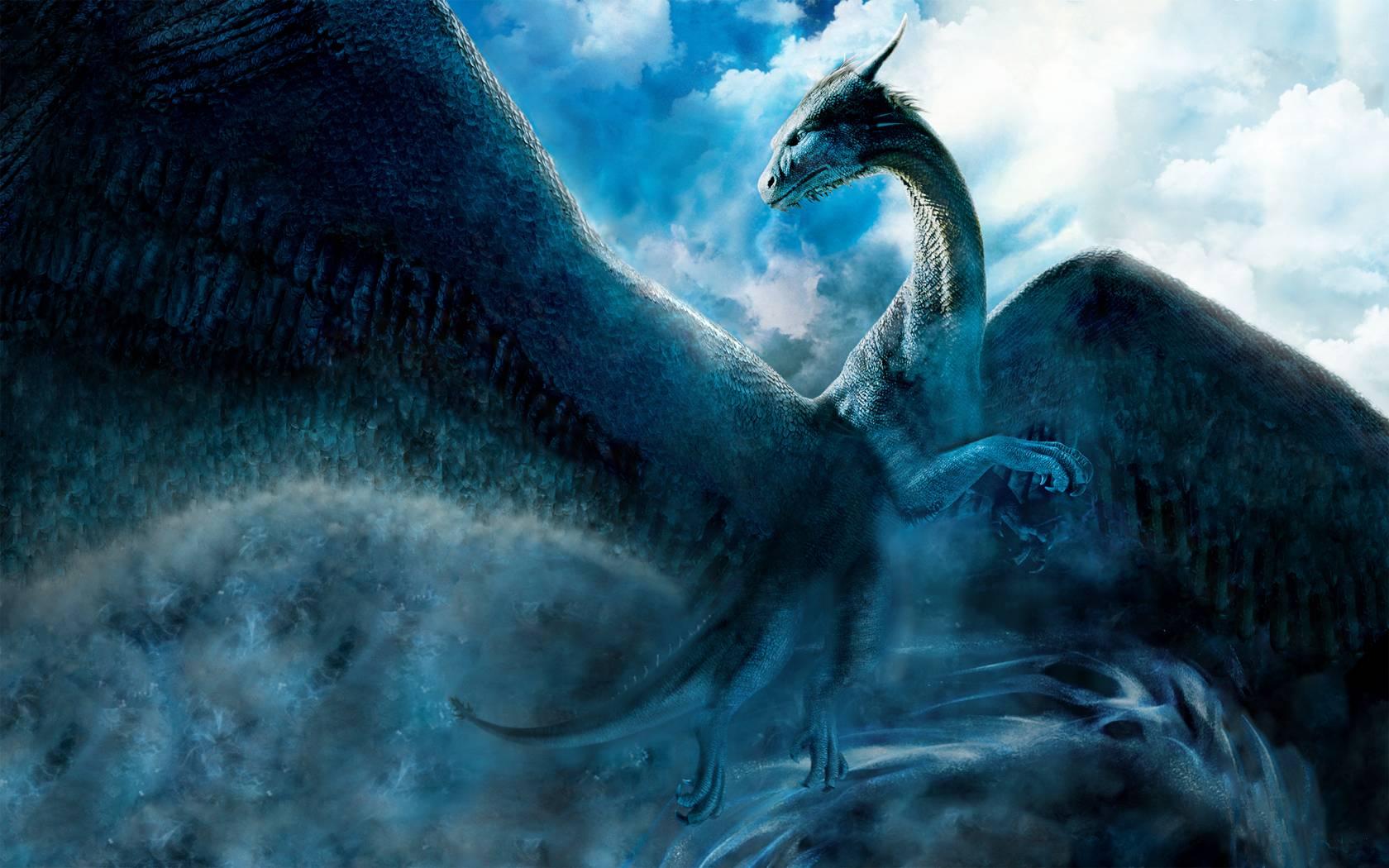 ice dragon   Dragons Wallpaper 1680x1050