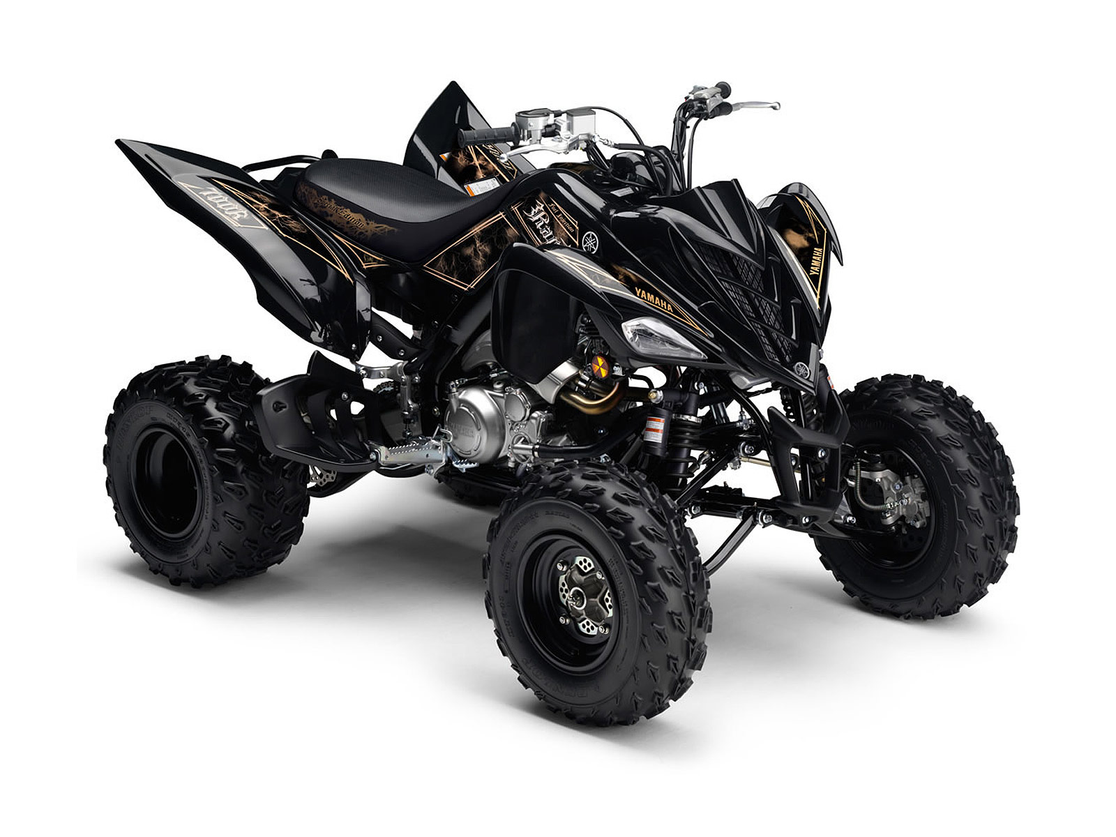 2012 YAMAHA Raptor 700R SE review specifications pictures 1600x1200