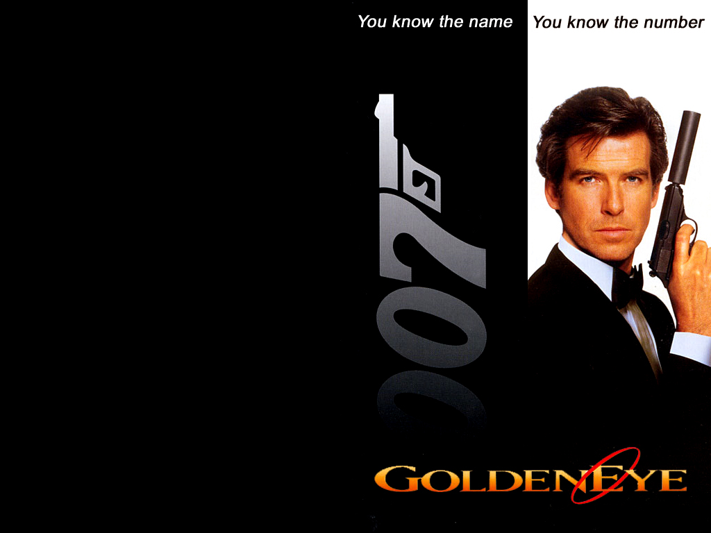 007 GoldenEye Wallpapers 1024x768