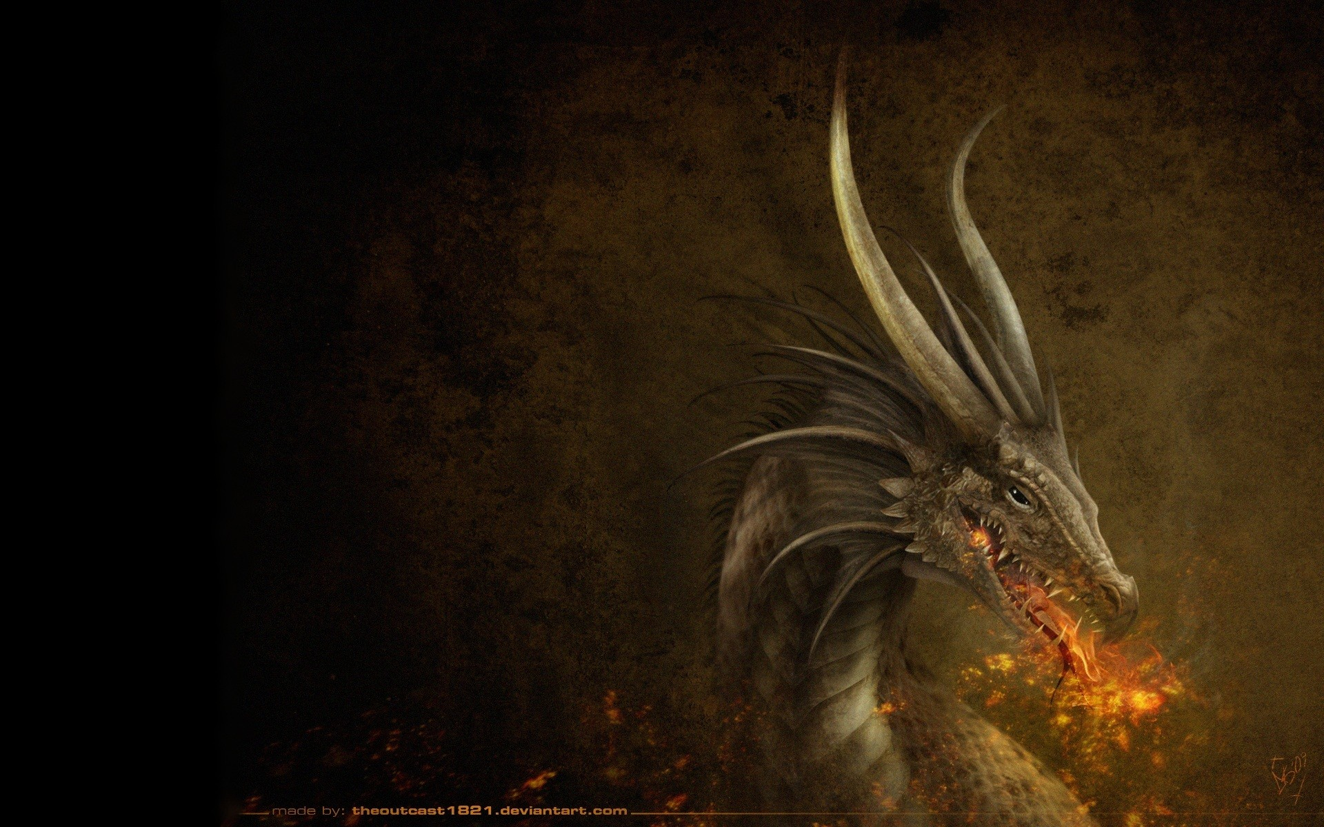wallpaper fire dragons dragon images 1920x1200 1920x1200