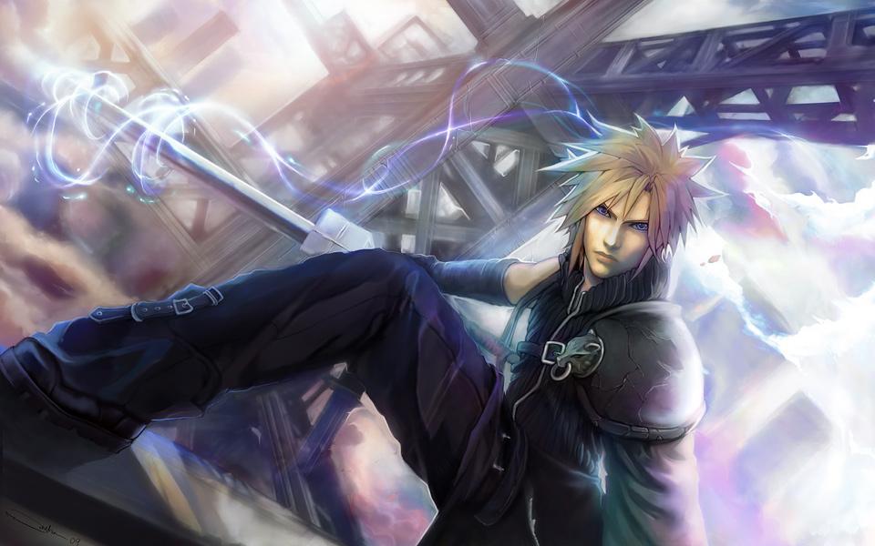 Free Download Final Fantasy Vii Advent Children Cloud Strife