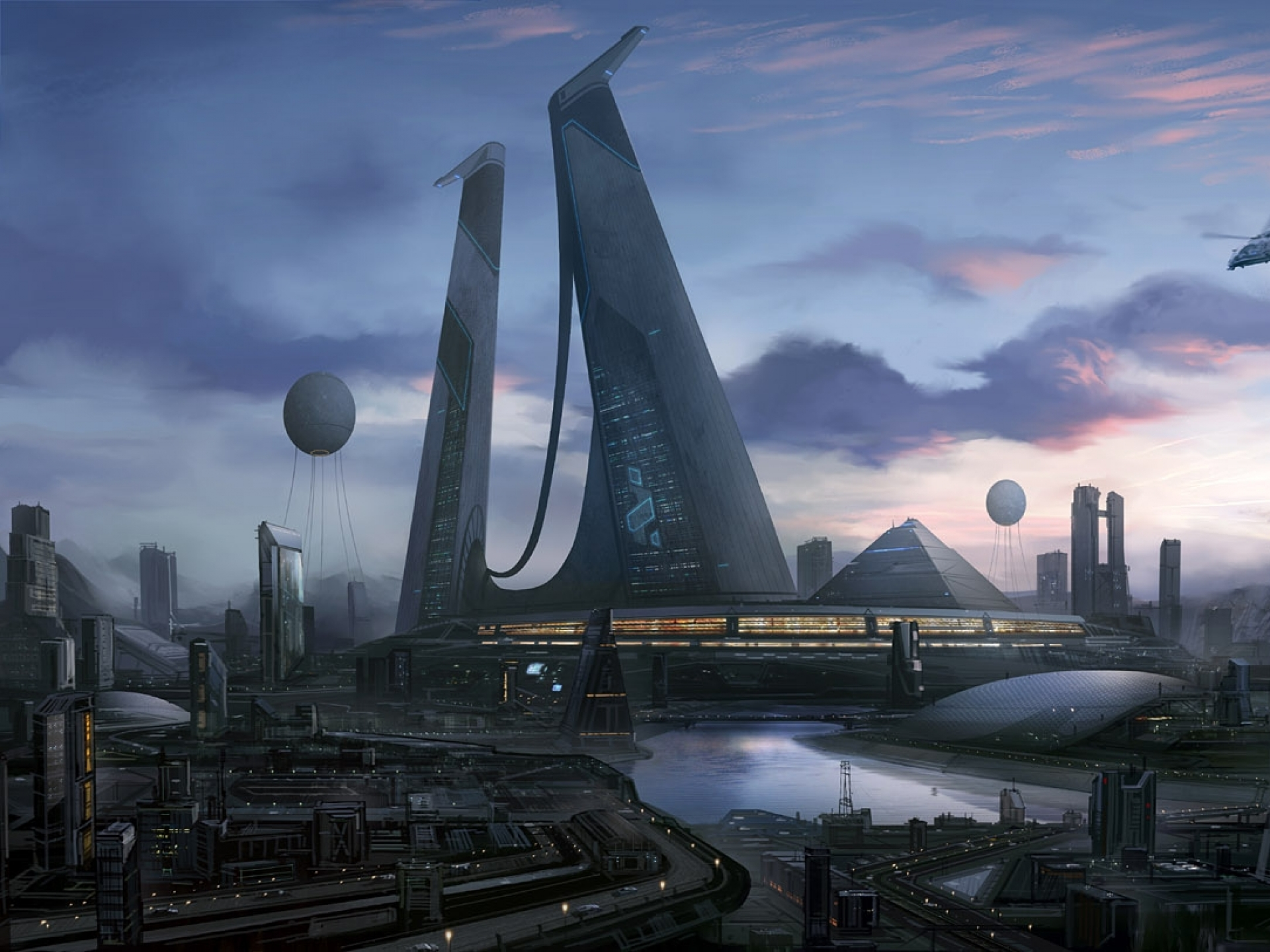 science fiction 1300x813 wallpaper High Resolution WallpaperHi Res 1920x1440