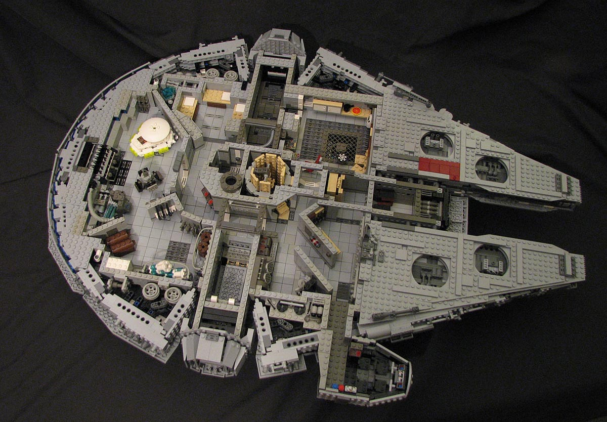 Star Wars Millennium Falcon Toy | Search, Browse, and Share Images ...