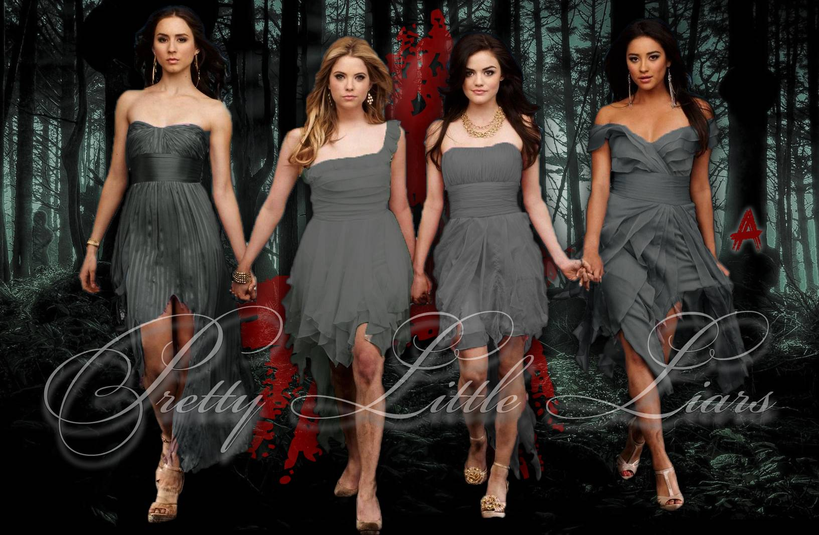 Pics Photos   Pretty Little Liars Wallpapers 1633x1067