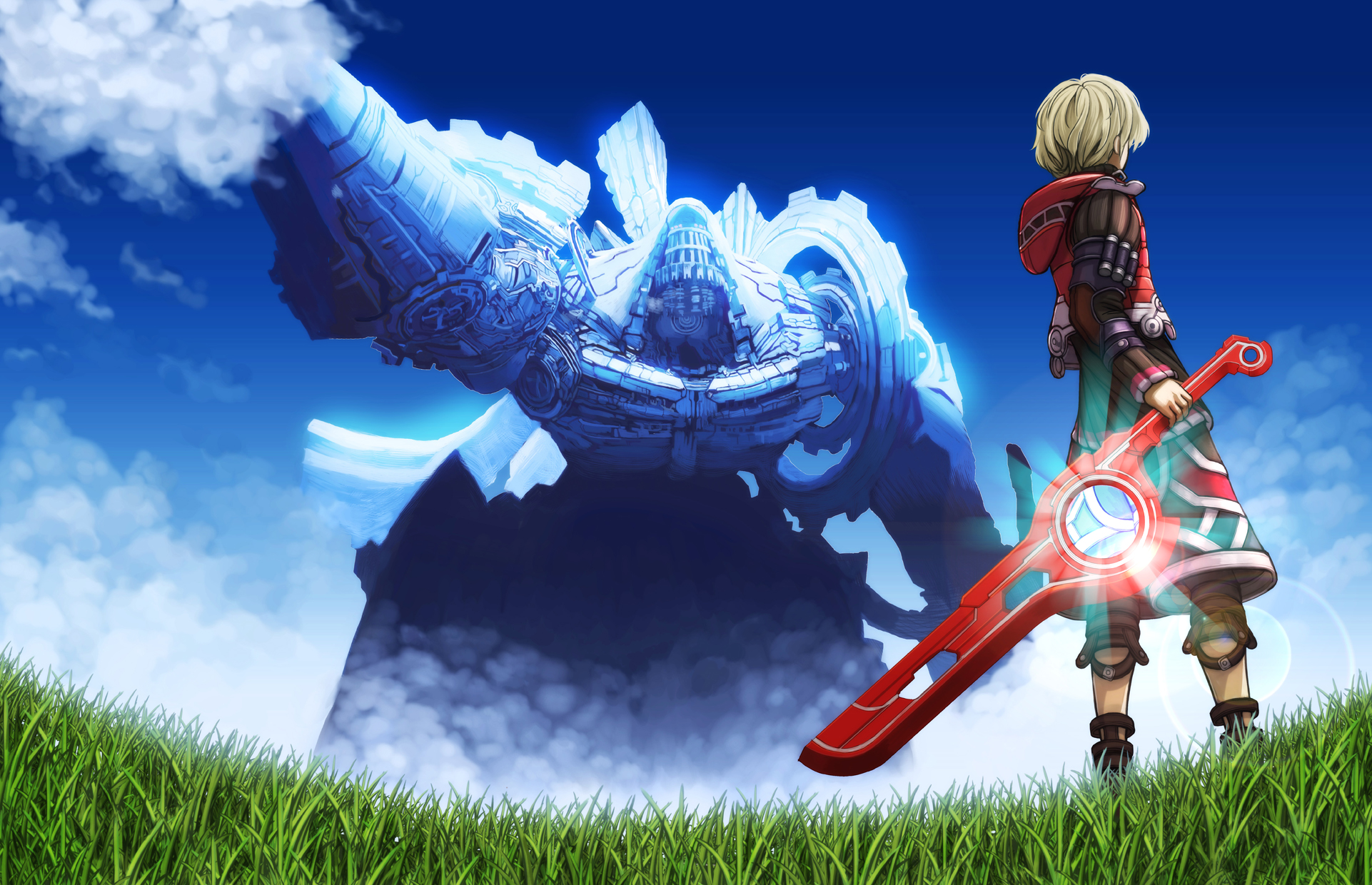 25 Shulk Wallpapers On Wallpapersafari
