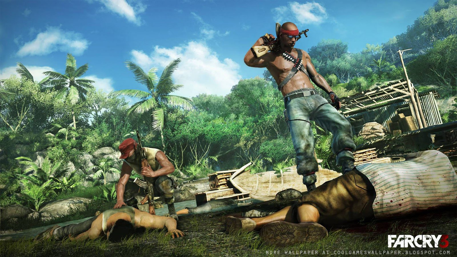 Far Cry 3 Wallpaper   Cool Games Wallpaper 1600x900