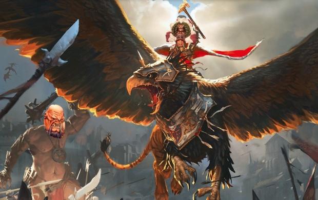 Total War Warhammer Poster wallpapers 620x390