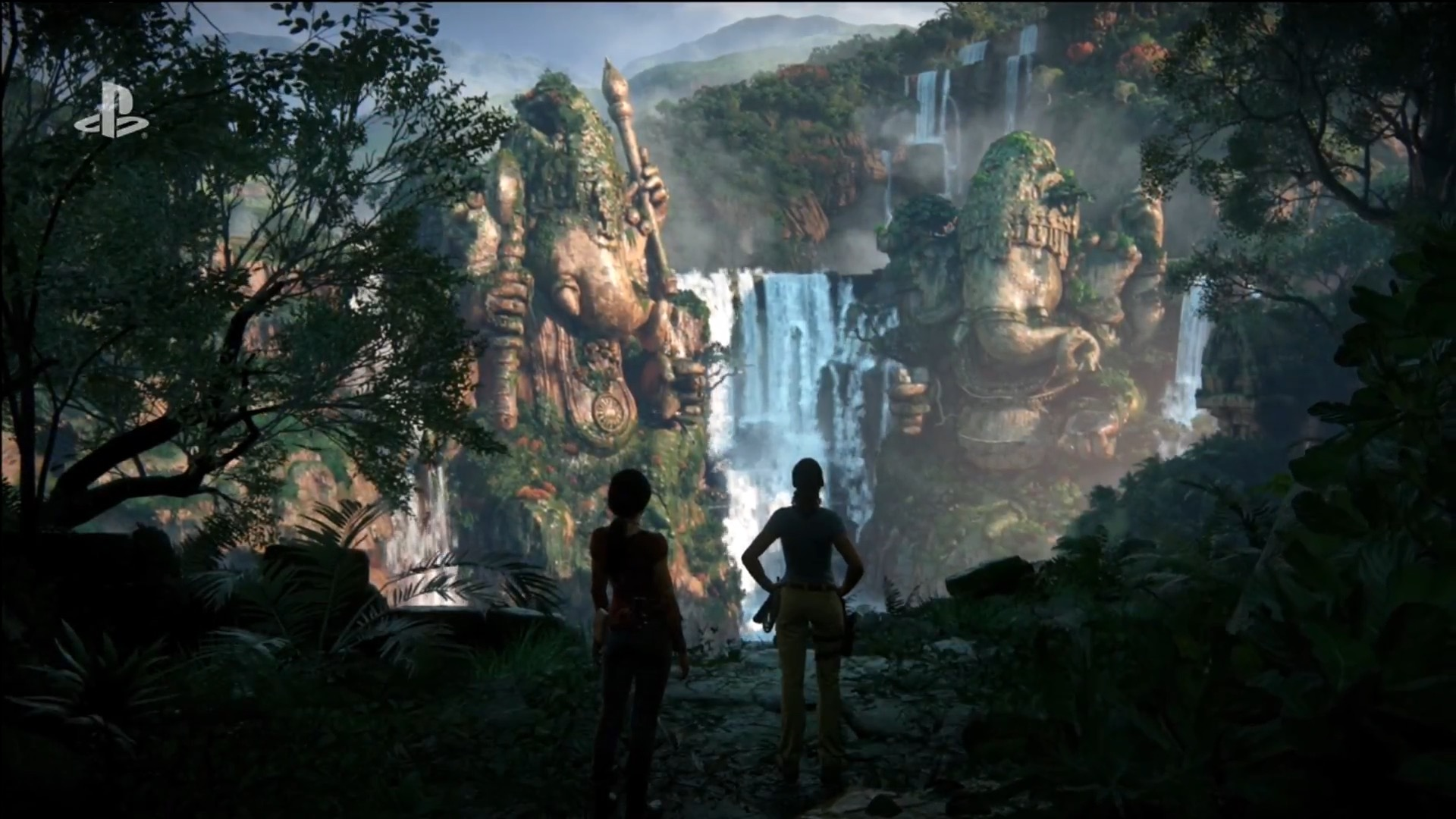 Uncharted The Lost Legacy HD Wallpapers and Background Images 1920x1080