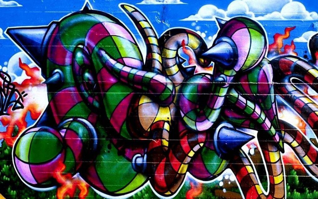 Graffiti Wallpapers Hd Download Page 1024640 Graffiti 1024x640