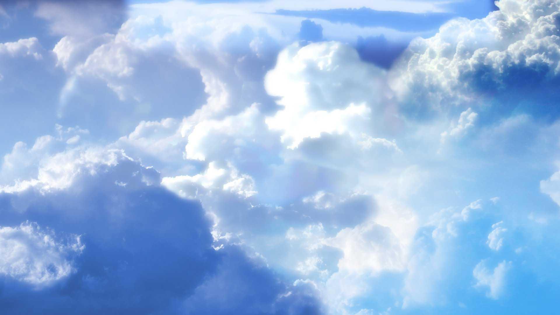 Heaven Background Wallpaper Wallpapersafari