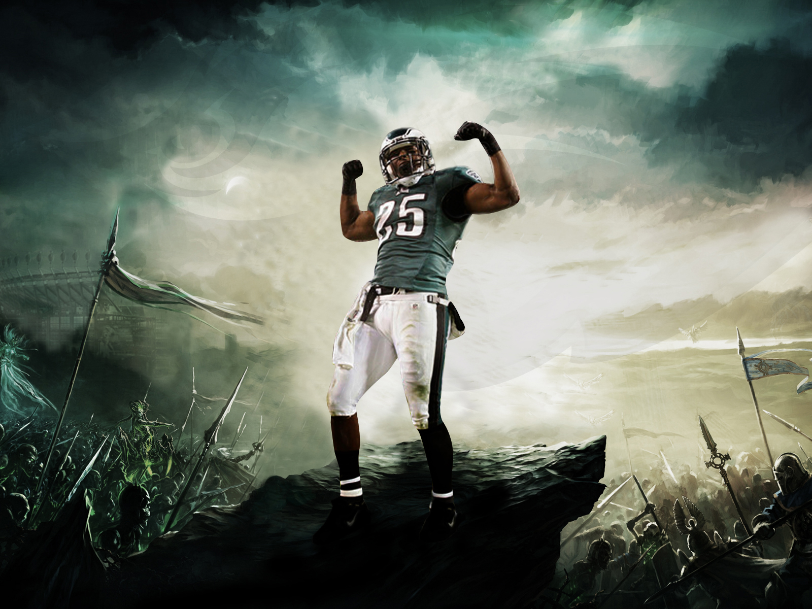 Wallpapers Backgrounds More NEW Lesean Shady McCoy Wallpaper 1600x1200