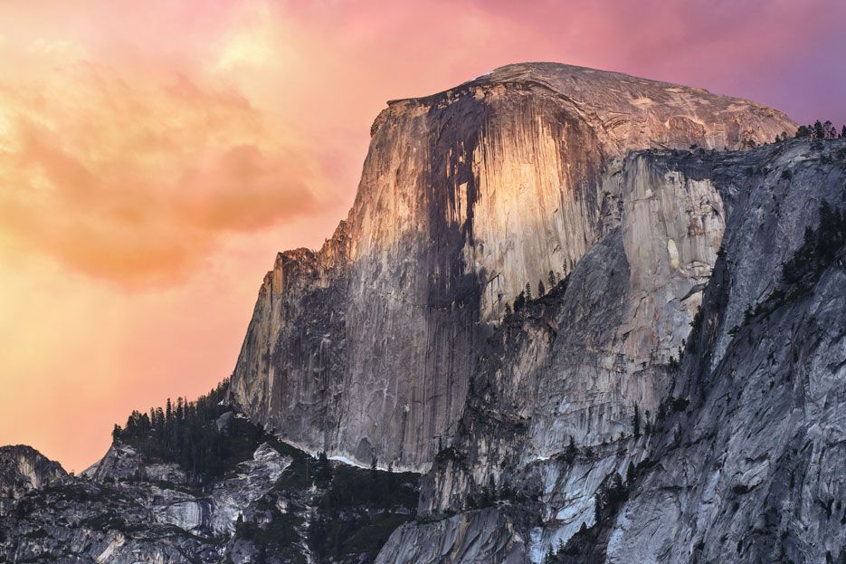 OS X v1010 Yosemite Default Wallpapers macOS Wallpapers 935x623