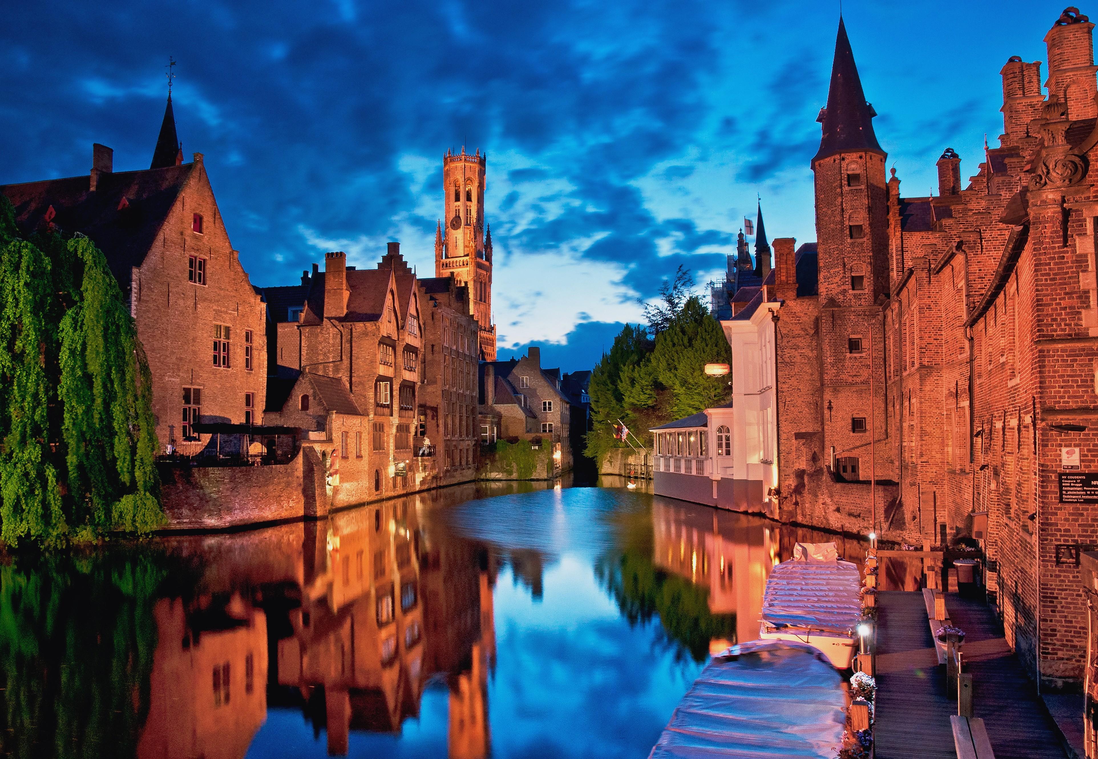 Bruges Wallpaper 11   3849 X 2663 stmednet 3849x2663