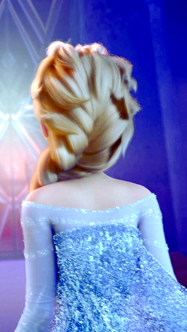 Frozen   Elsa phone wallpaper   Frozen Photo 39033833 640x1136