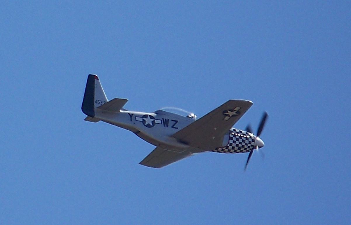 Vintage Fighter Aircraft desktop wallpaper 1202x772