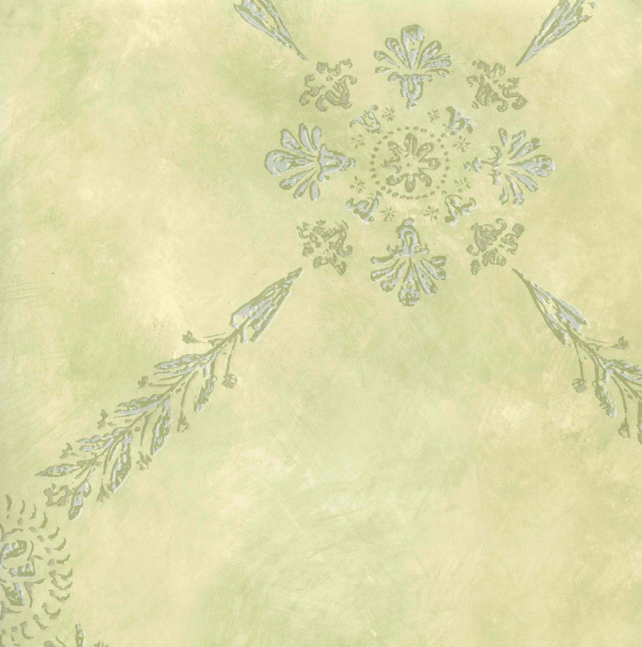 Blue Green CG11347 Rebecca Trellis Wallpaper   Kitchen Bathroom 1270x1280
