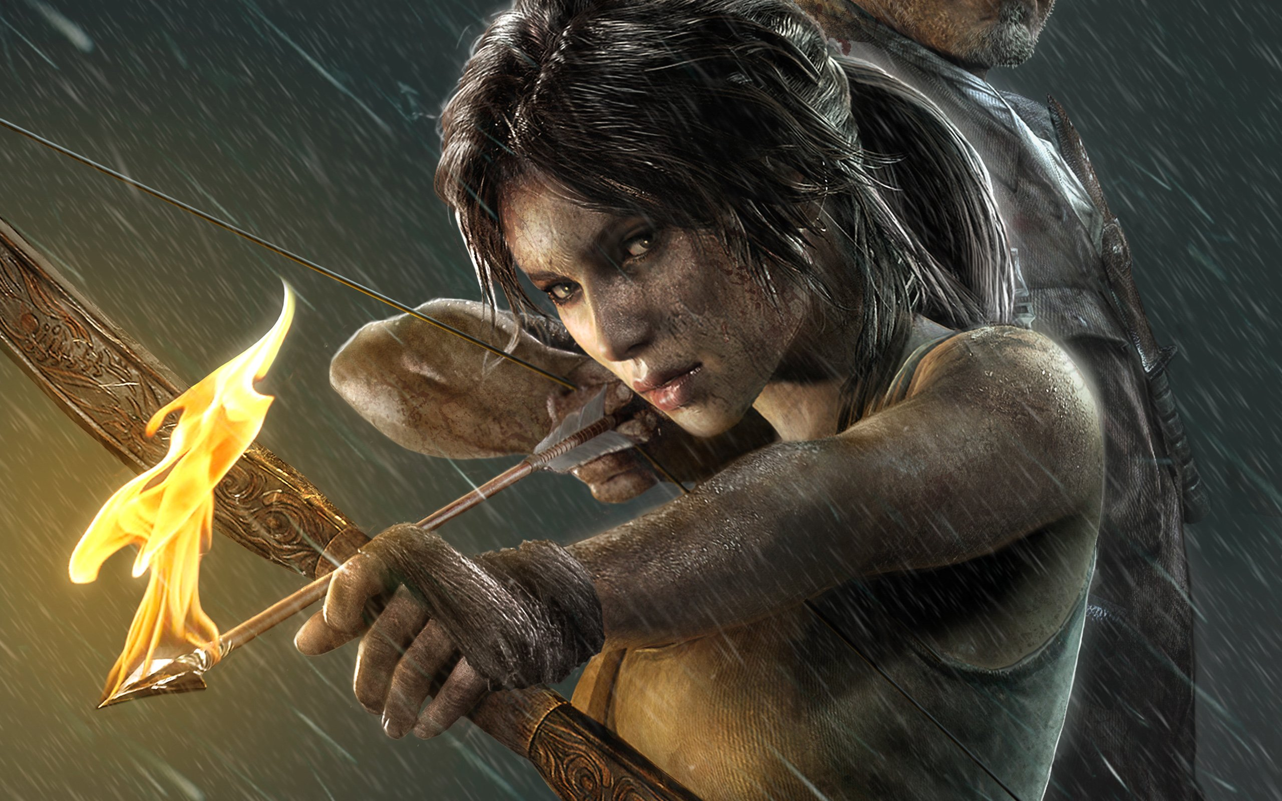 2013 Lara Croft Tomb Raider Wallpapers HD Wallpapers 2560x1600