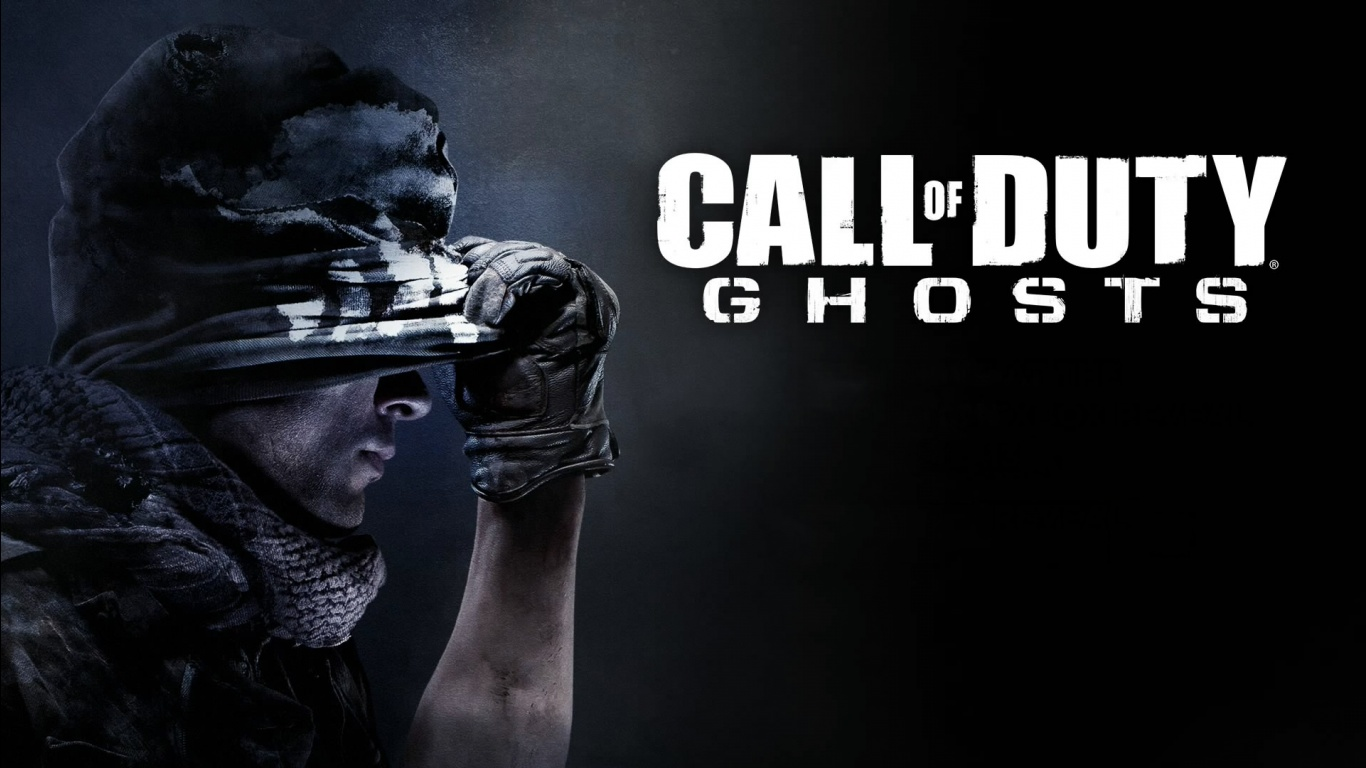 Call of Duty Ghosts Wallpapers HD Wallpapers 1366x768