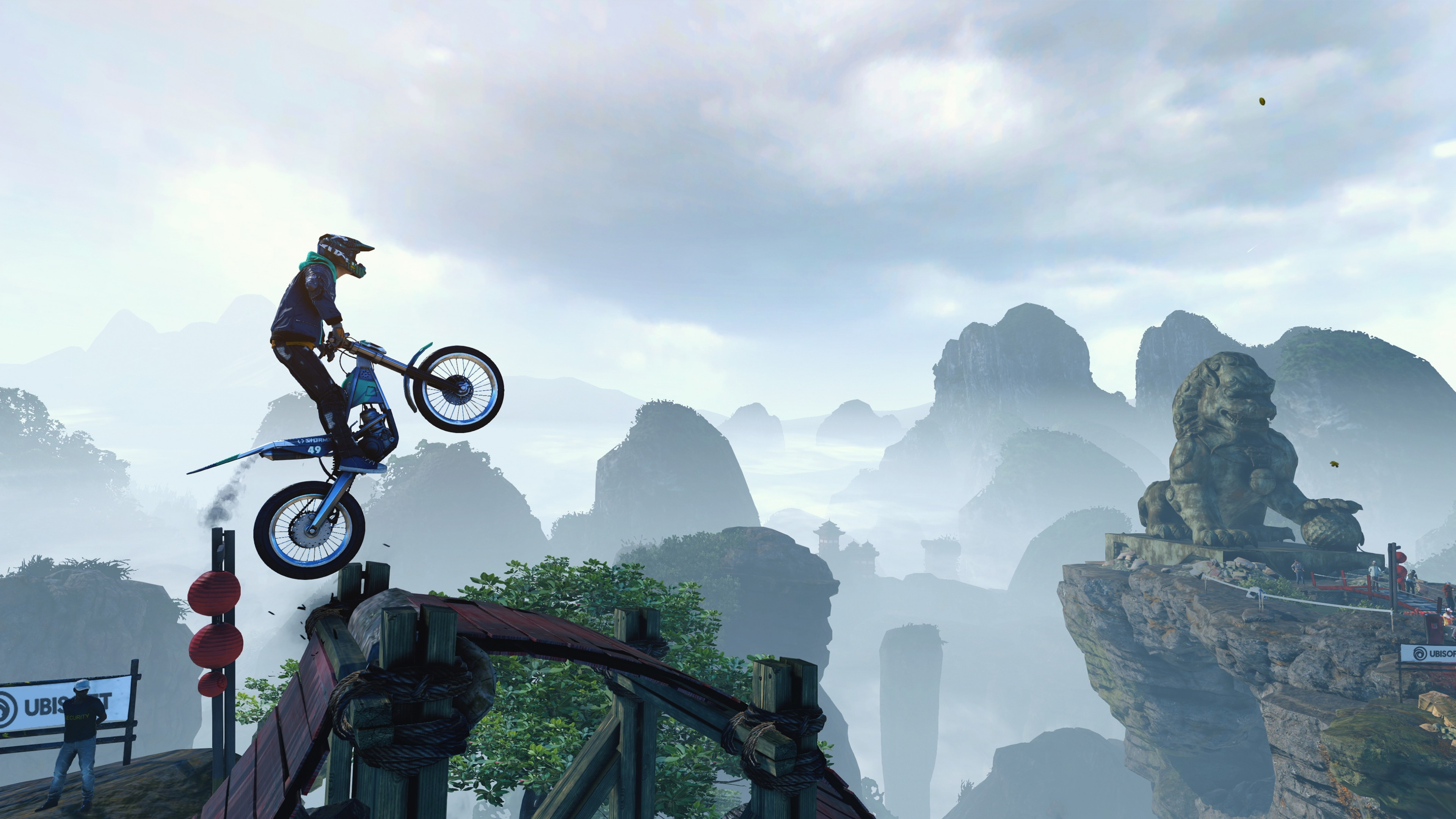 Wallpaper Trials Rising E3 2018 screenshot 4K Games 19110 3840x2160