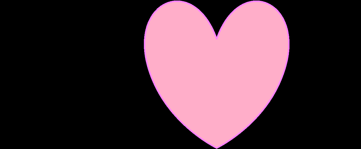 pink wallpaper web Black And Pink Heart Wallpaper 1252x519