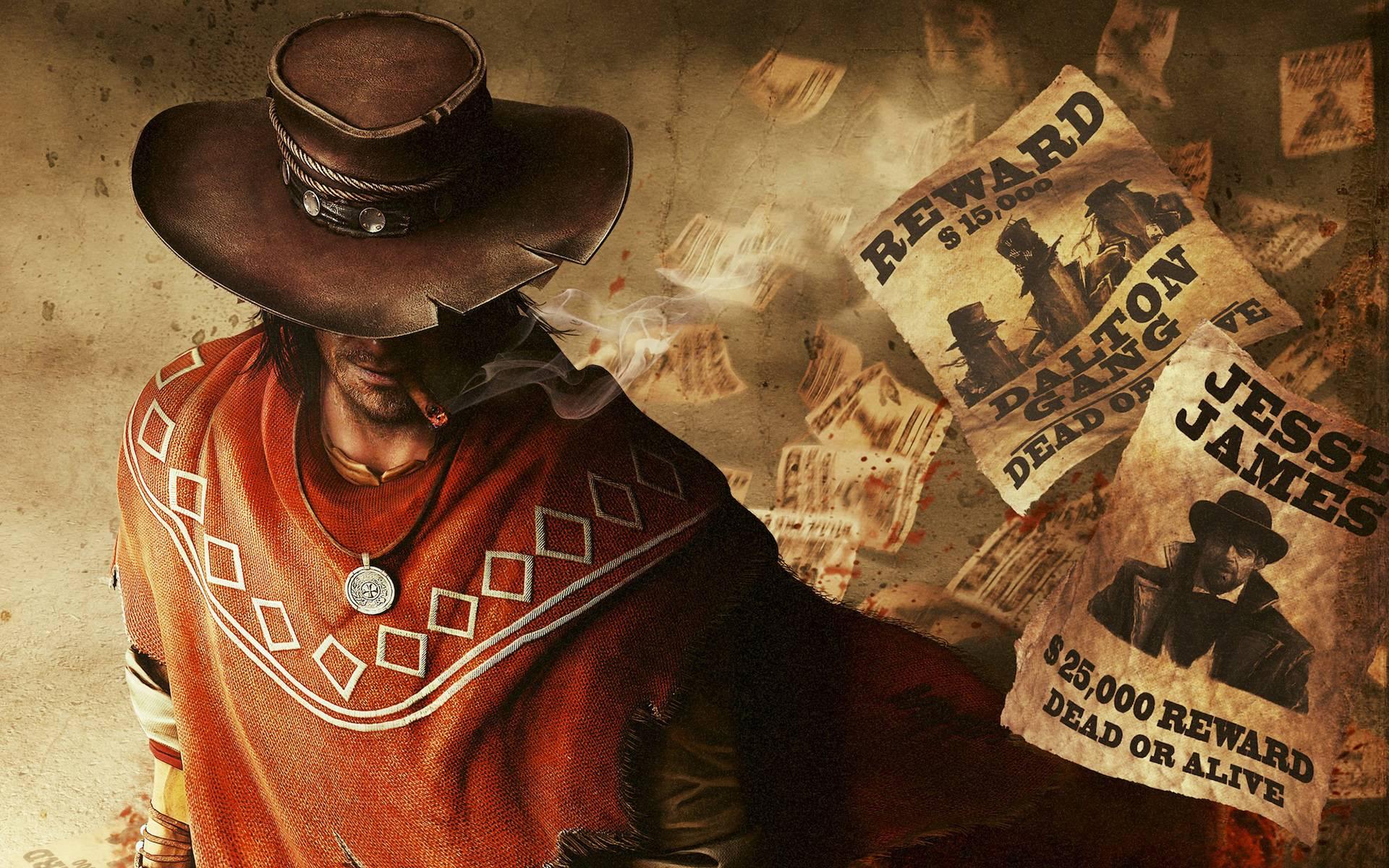 Call of Juarez Gunslinger Wallpaper   Westerns Wallpaper 1920x1200