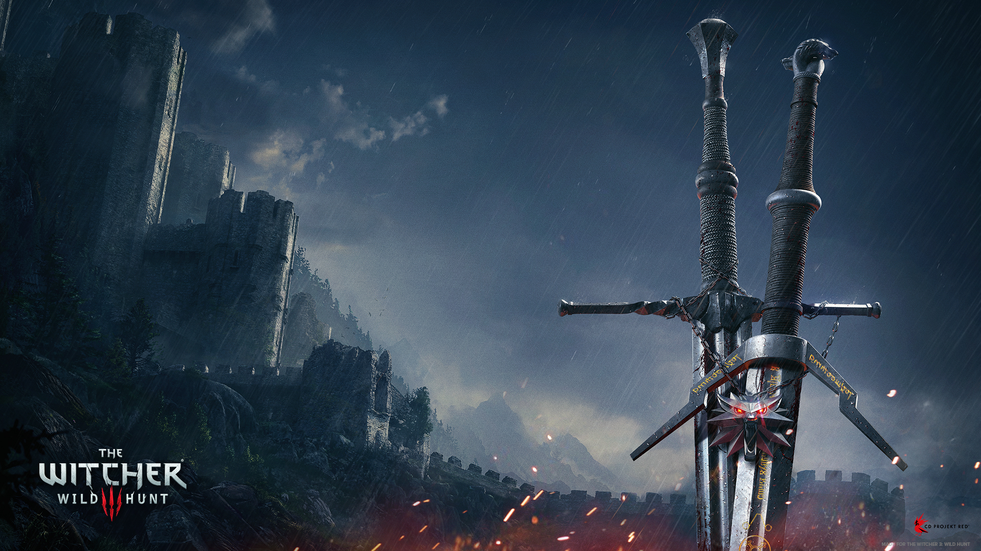 649 The Witcher 3 Wild Hunt HD Wallpapers Background Images 1920x1080