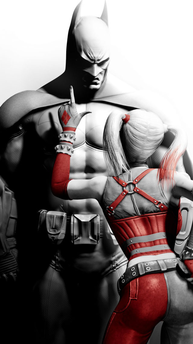 Harley quinn wallpaper iphone wallpapersafari - Harley quinn hd wallpapers for android ...