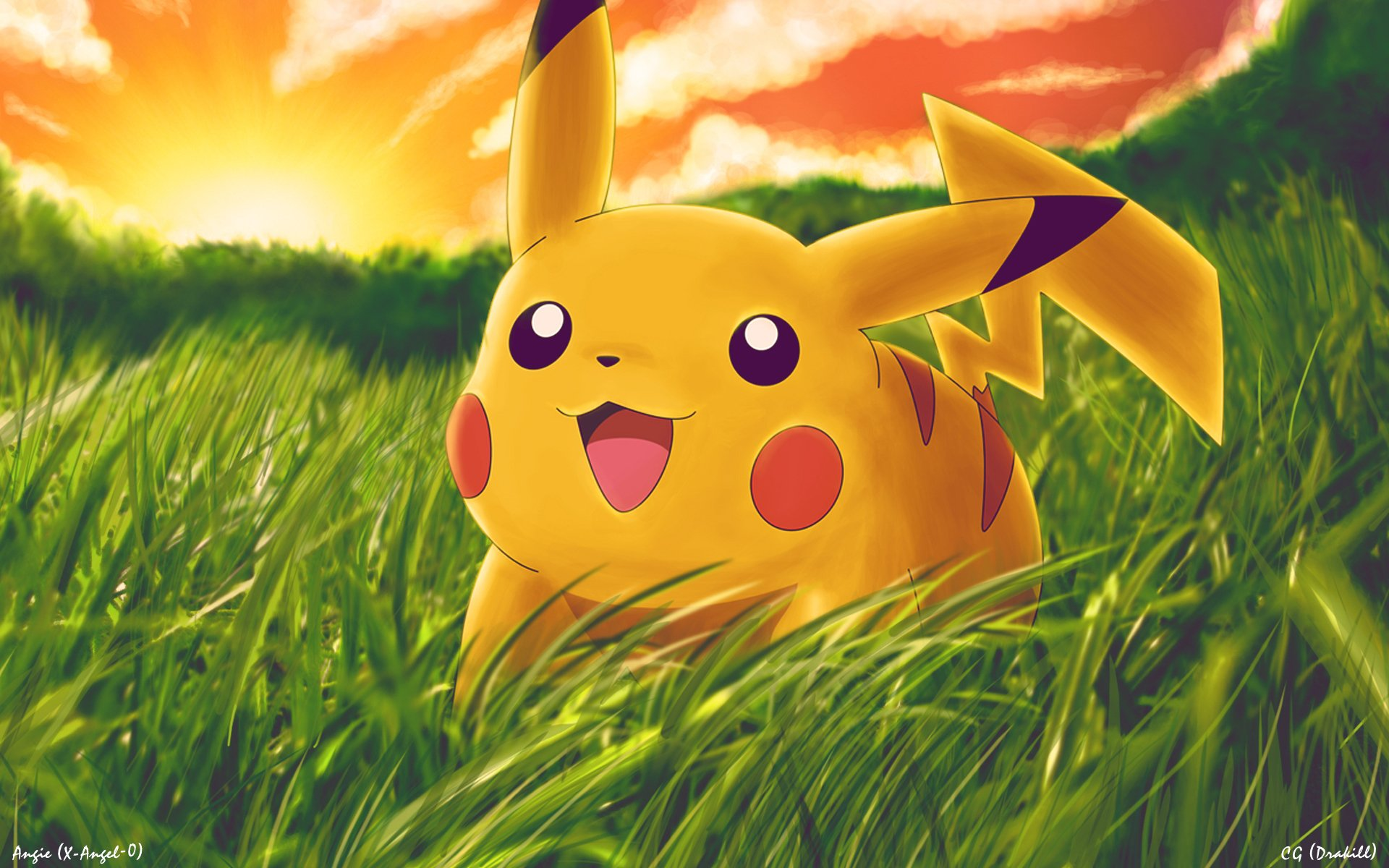 3001 Pokmon HD Wallpapers Background Images 1920x1080