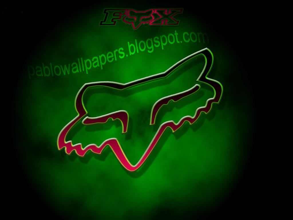 pic new posts Wallpaper Fox Logo 1024x768