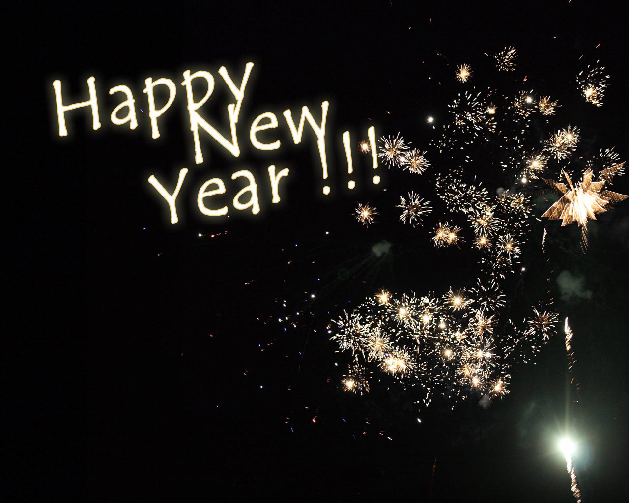 Free download happy new year wallpapers and images [1280x1024] for