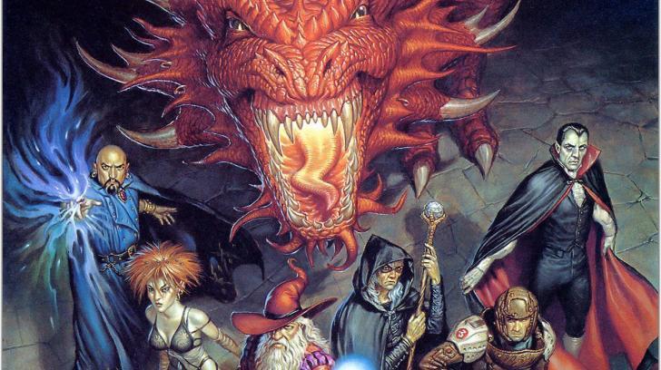 Dungeons and Dragons Wallpaper 1920x1080 - WallpaperSafari