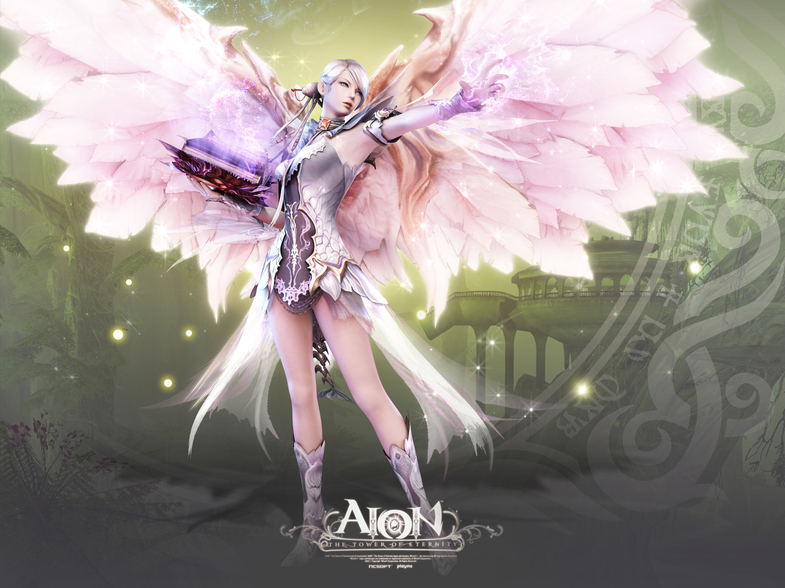 Aion Game Wallpapers HD Wallpapers 1600x1200