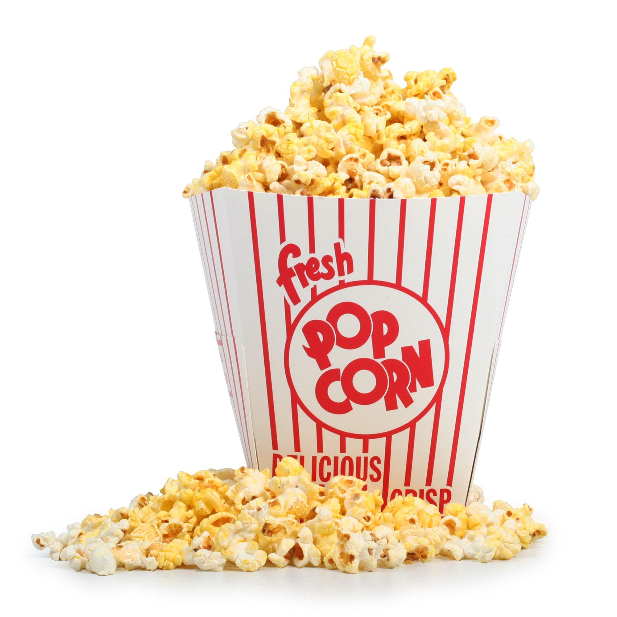 Popcorn White Background Images AWB 2000x2000