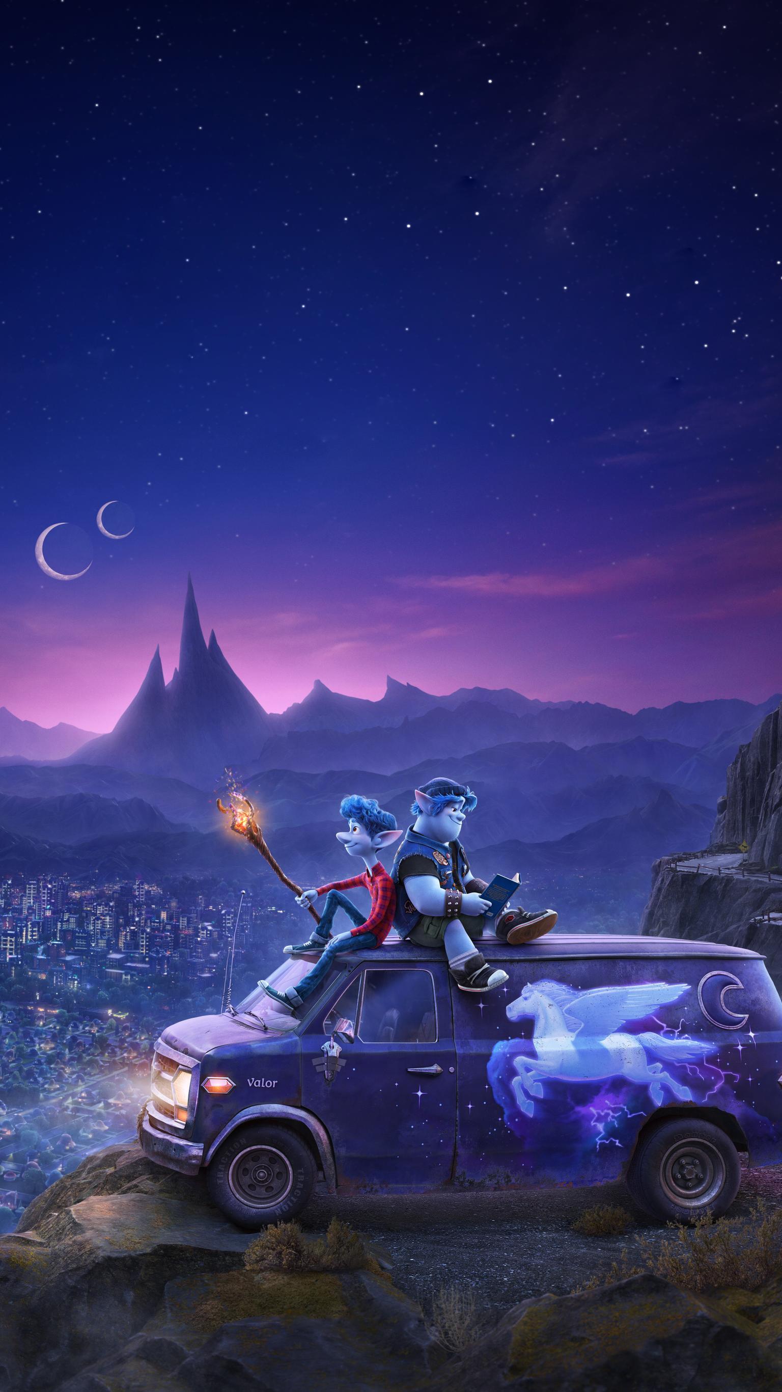 43] Pixars Onward 2020 Wallpapers on WallpaperSafari 1536x2732