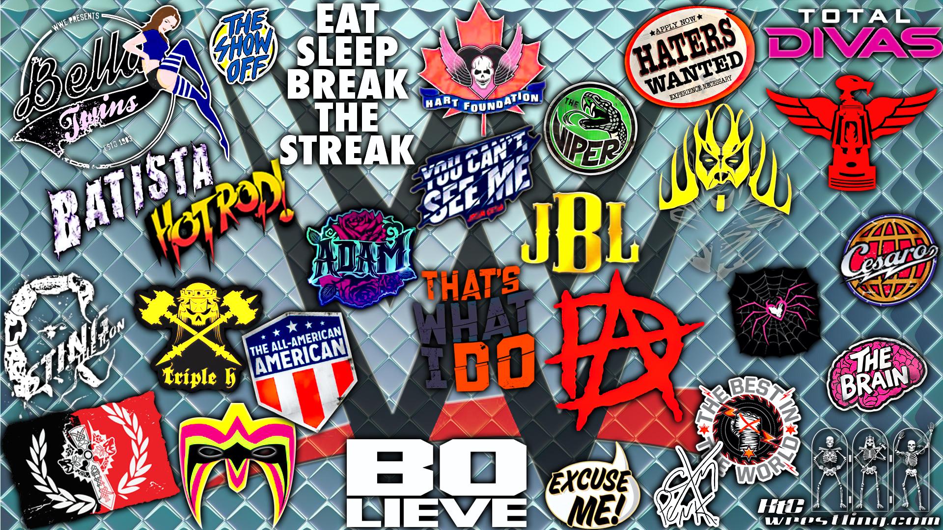Wallpaper of the Week New Era WWE Logo Wallpaper Hittin The 1920x1080